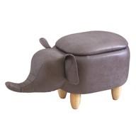 Elephant Storage Footstool 71cm