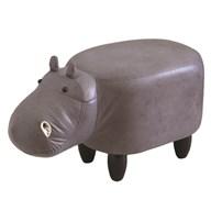 Hippo Design Footstool 63cm