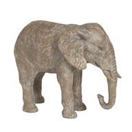 Elephant Brown 23cm