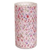 Floral Vase Pink 25cm