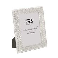 "Mirror Jewel Frame 4x6"""