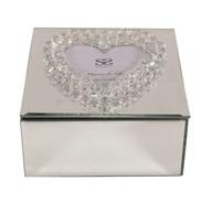 Jewel Mirror Jewellery Box 13cm