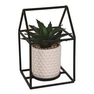 Metal Plant Pot 20cm