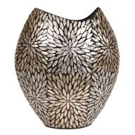 Capiz Elipse Vase 43cm