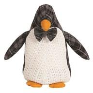 Penguin Doorstop 25cm