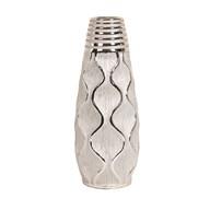 Champagne Wave Vase 30.5cm