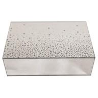 Glitter Star Jewellery Box 20cm