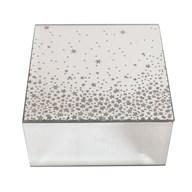 Glitter Star Jewellery Box 12cm