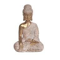Gold Meditating Buddha 21cm
