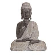 Grey Buddha 36cm
