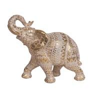 Decorative Gold Elephant 26.5cm