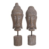 Buddha Decor 42.5cm 2 Assorted