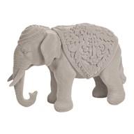 Standing Elephant 24x16cm