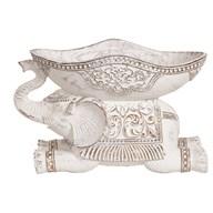 Decorative Elephant Dish 31cm