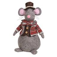 Mouse Doorstop 39cm