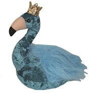 Princess Flamingo Doorstop