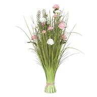 Grass Floral Bundle Peony  100cm