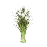 Grass Floral Bundle Peony  70cm