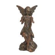 Fairy Figurine in Bronze Finish 23cm