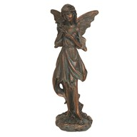 Fairy Figurine in Bronze Finish 25.5cm