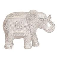 Hex Decorative Elephant 16cm
