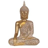 Gold Buddha Figurine 32cm