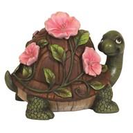 Solar Powered Tortoise 20cm