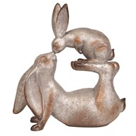 Decorative Rabbit Fun 25.5cm