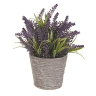 Lavender Decorative Pot 23cm