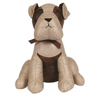 Sitting Dog Doorstop