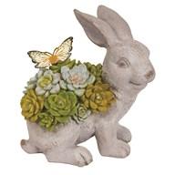 Solar Powered Rabbit 24.5cm