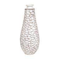 Geometric Narrow Neck Vase 33cm