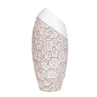 Geometric Oval Vase 51cm