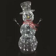 LED Snowman (90L) 108cm