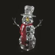 LED Snowman (64L) 59cm