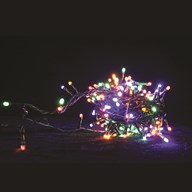 300 LED Multi Clr StringLights