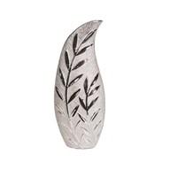 Leaf Design Vase 30cm