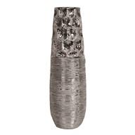 Silver Vase 41cm