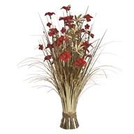 Grass Floral Bundle Narcissus 70cm