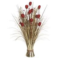 Tulip Floral Bundle 70cm Red