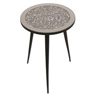 Jewelled Table 38x55cm