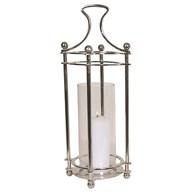 Urn Pillar Lantern 59cm