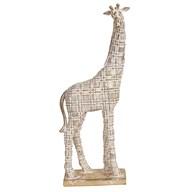 Standing Giraffe 37cm