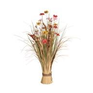 Grass Floral Bundle Wild Flower 70cm