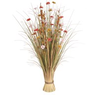 Grass Floral Bundle Wild Flower 100cm