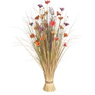 Grass Floral Bundle Dawn Glory 100cm