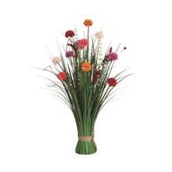 Grass Floral Bundle Dahlia 70cm