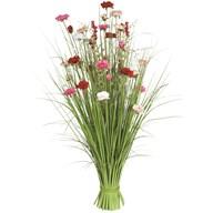 Grass Floral Bundle Mixed Sakura 100cm