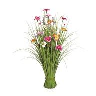 Grass Floral Bundle Mixed Narcissu 70cm