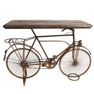 Bicycle Table 117x38x72cm
